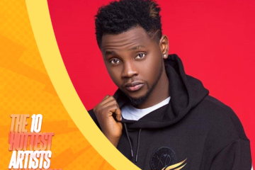 The 10 Hottest Artists In Nigeria #TheList2018: #7 – Kizz Daniel