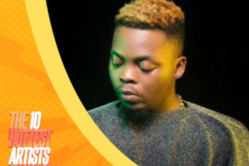 The 10 Hottest Artists In Nigeria #TheList2018: #5 – Olamide