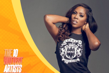 The 10 Hottest Artists In Nigeria #TheList2018: #4 – Tiwa Savage