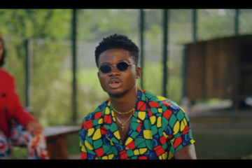 VIDEO: Kuami Eugene – My Time