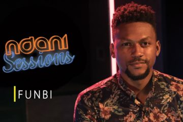 "VIDEO: Funbi Performs ""Serenade"" On Ndani Sessions"