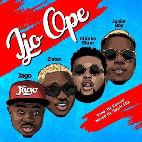 Rahman Jago ft. Zlatan X Chinko Ekun X Junior Boy – Ijo Ope