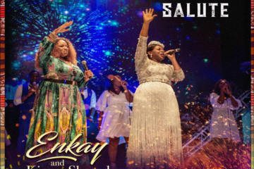 VIDEO: Enkay Ft. Kierra Sheard – Salute