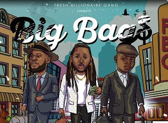 VIDEO: Jay X Sir Crypto X Yung6ix – Big Bags