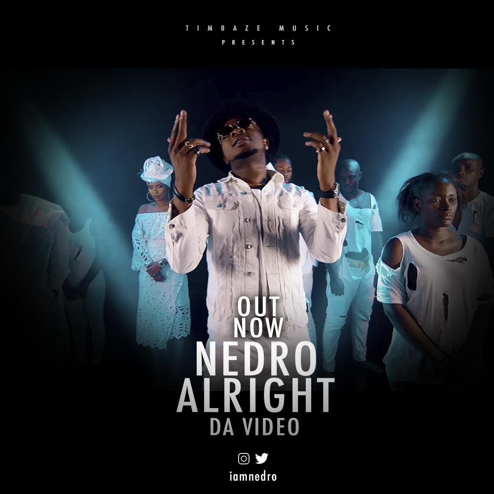 VIDEO: Nedro – Alright
