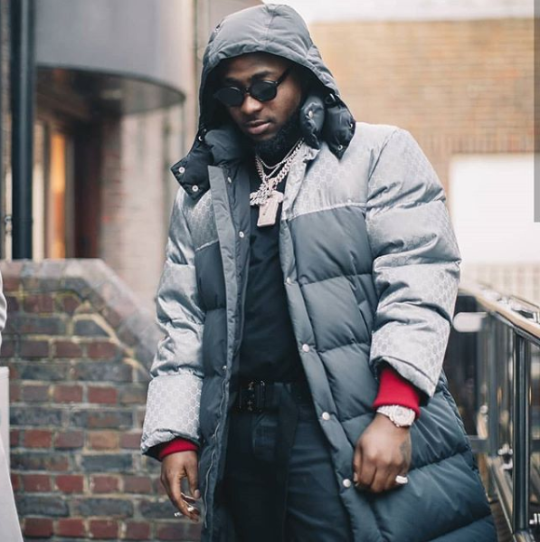 Davido Reveals Intention To Renegotiate Sony Deal