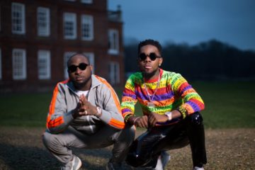 Davido & Patoranking Collabo Alert! Who's Ready?