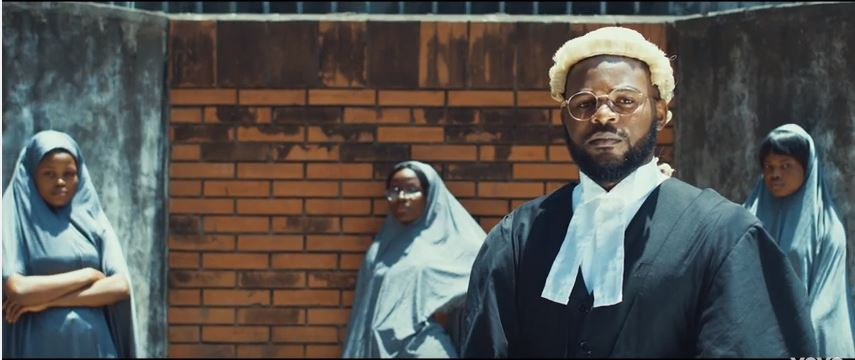 VIDEO: Falz - Talk