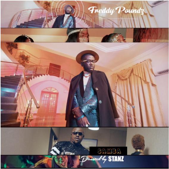 VIDEO: Freddy Poundz - Samba – Samba (Remix)