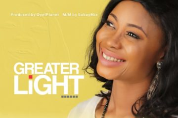 Helen Ojemhen – Greater Light