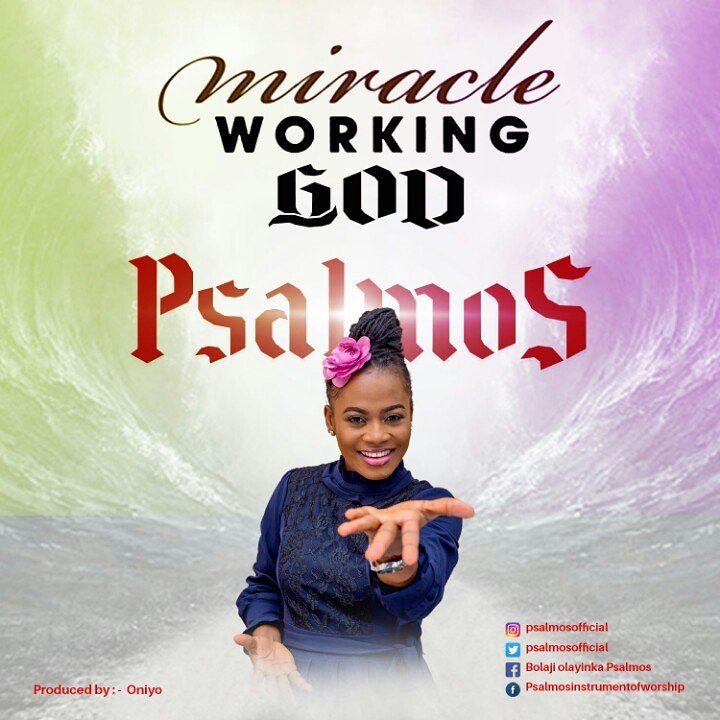 """VIDEO: Psalmos Shares Healing Testimony Through New Song – """"Miracle Working God."""""""