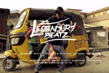 VIDEO: Legendury Beatz – AfroDance Cypher – Zanku (Leg Work) | Afrobeat Freestyle
