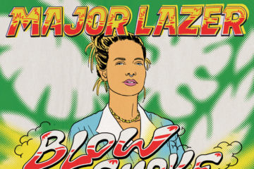 Major Lazer Debuts E-Kelly Remix of 'Blow That Smoke' ft. Tove Lo