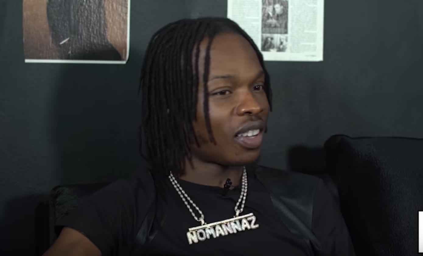 VIDEO: Moni Talks Interviews Naira Marley