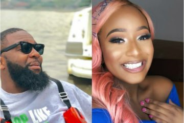 """DJ Cuppy I'm Sorry!"" Oyemykke Apologizes For Discrediting DJ Cuppy's Creativity"