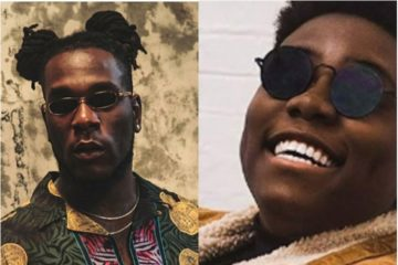Teni Frames Burna Boy's Comment On Her Sound