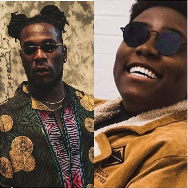 Teni Entertainer Frames BurnaBoy's Comment On Her Sound