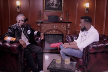 VIDEO: Off The Top w/ Vj Adams (Ep. 2) ft. Ice Prince