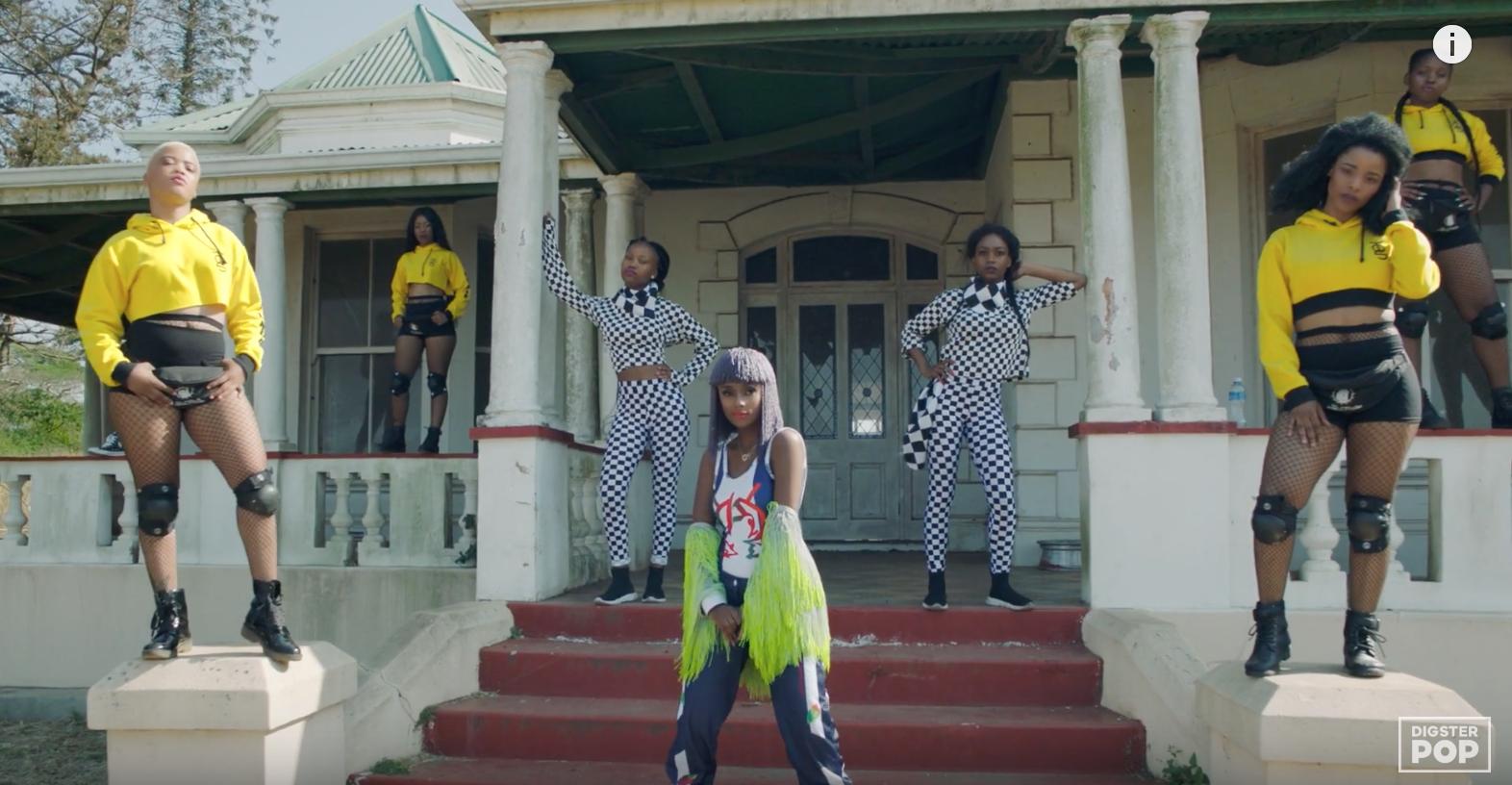 VIDEO: Vanessa Mdee – That's For Me ft. Distruction Boyz, DJ Tira & Prince Bulo