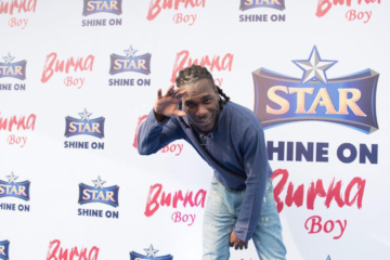 Burna Boy Announced As Star Brand Ambassador