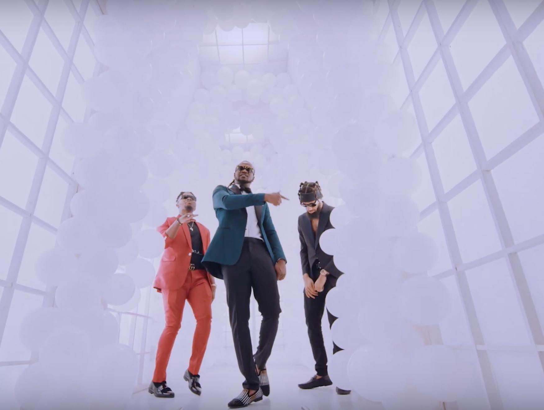 VIDEO: Rudeboy ft  Olamide & Phyno - Double Double - Notjustok