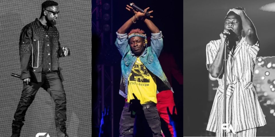 Sarkodie and Stonebwoy Are A Disgrace To The Industry - Shatta Wale