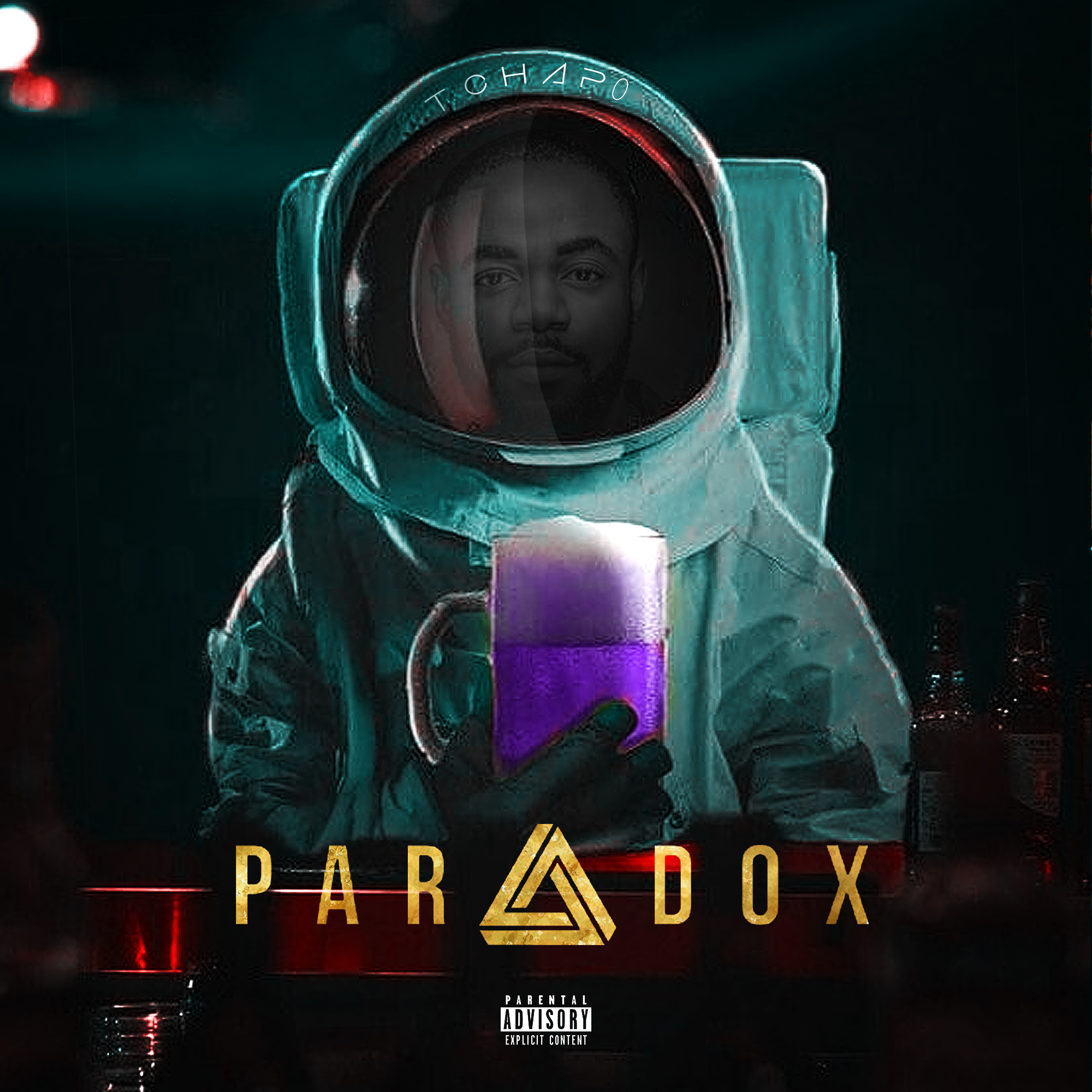 "Tchap0 – Tchap0 aka TCH is out with his debut body of work titled ""PARADOX"""