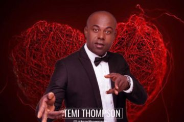 VIDEO: Temi Thompson – My Hero