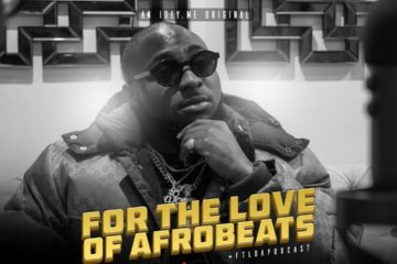"""VIDEO: """"Peruzzi Had A Right To Say He Deserved Award Over Teni"""" – Davido 