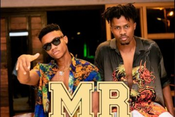 VIDEO: KiDi ft. Kwesi Arthur – Mr. Badman