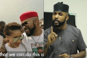 """This is a lifelong commitment…"" – Banky W Reassures Nigerians In Emotional Video"