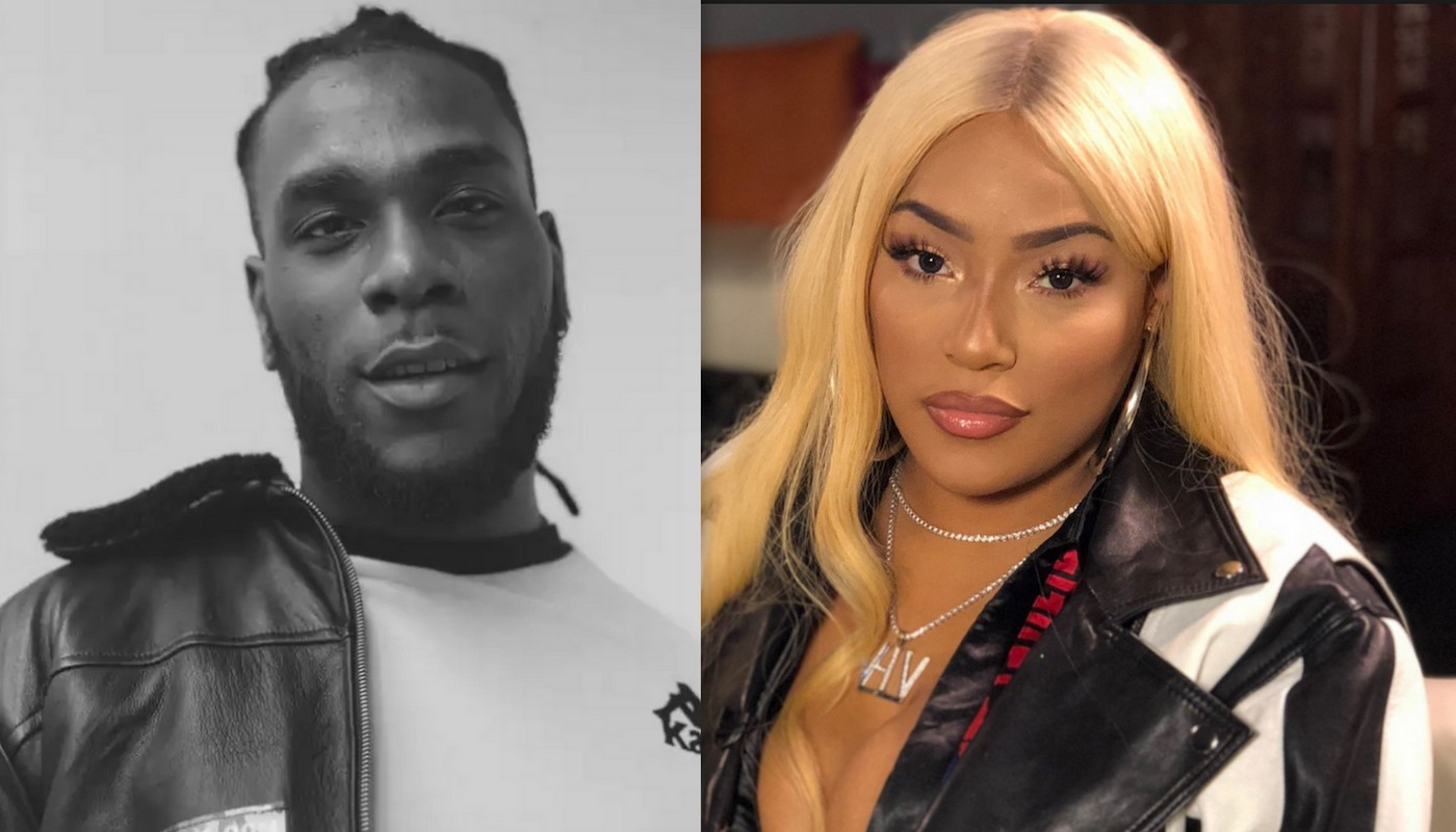 "Stefflon Don Confirms Burna Is Her Bae But He Hasn't ""Hit Yet""..."