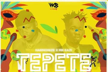 Harmonize ft. Mr Eazi - Tepete