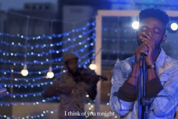 VIDEO: Johnny Drille – Forever (Live Performance)