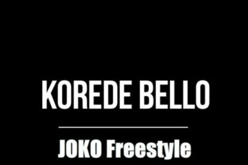 Korede Bello – Joko (Freestyle)