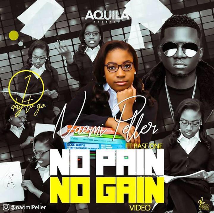 VIDEO PREMIERE: NAOMI PELLER FT. BASEONE – NO PAIN NO GAIN