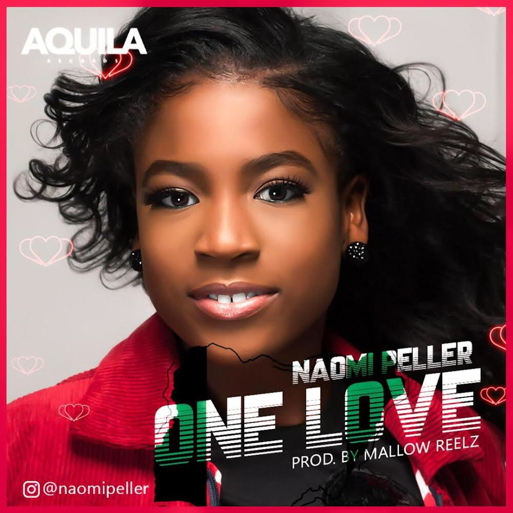 Naomi Peller – One Love (Prod. Mallow Reelz)