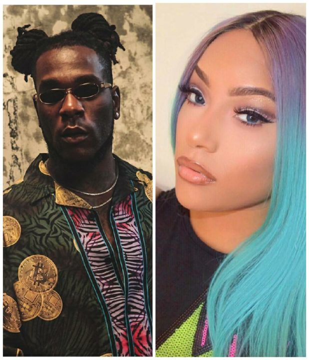 Is Burna Boy Dating Stefflon Don? See New Video?