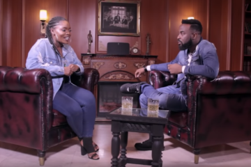 VIDEO: Off The Top w/ Vj Adams (Ep. 3) ft. Bisola