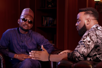"VIDEO: ""Your Perception Is Your Capital"" - Off The Top w/ Vj Adams (Ep. 4) ft. Omojuwa"