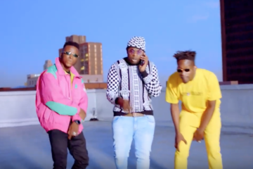VIDEO: DJ Kaywise X DJ Maphorisa X Mr Eazi - Alert