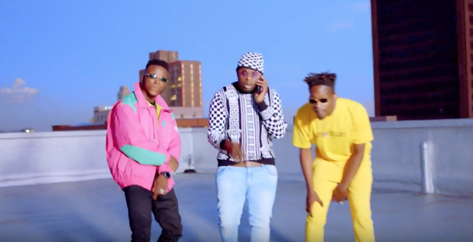 VIDEO: DJ Kaywise X DJ Maphorisa X Mr Eazi – Alert