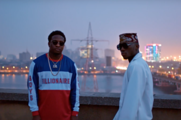 VIDEO: DJ Spinall ft. Kojo Funds - What Do You See