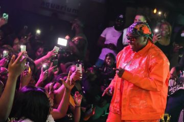 Teni Live in London Was A Massive Success! See Photos