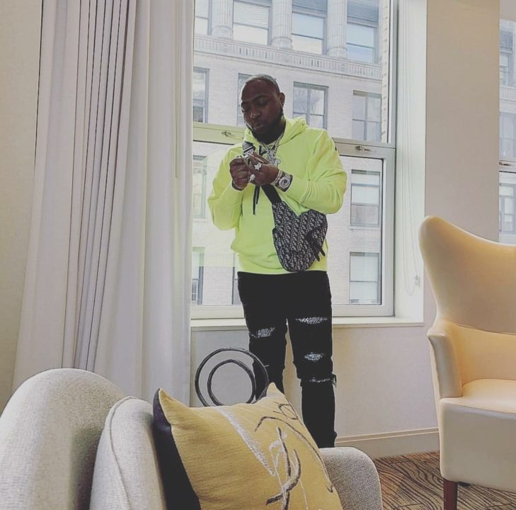 Davido Embarks On Radio/Press Tour In US To Promote Songs For Global Domination