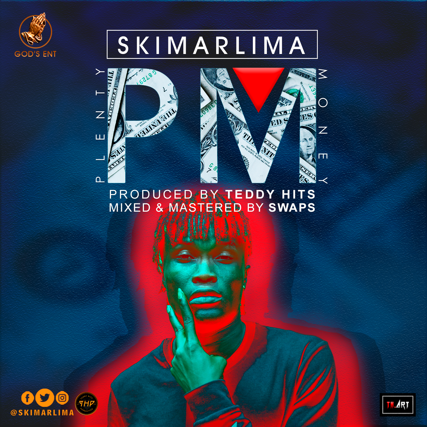 Skimarlima – Plenty Money (Prod. by Teddy Hits)