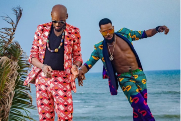 VIDEO: D'Banj & 2Baba – Baecation