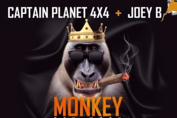 Captain Planet (4×4) ft. Joey B – Monkey Dey Work Baboon Dey Chop
