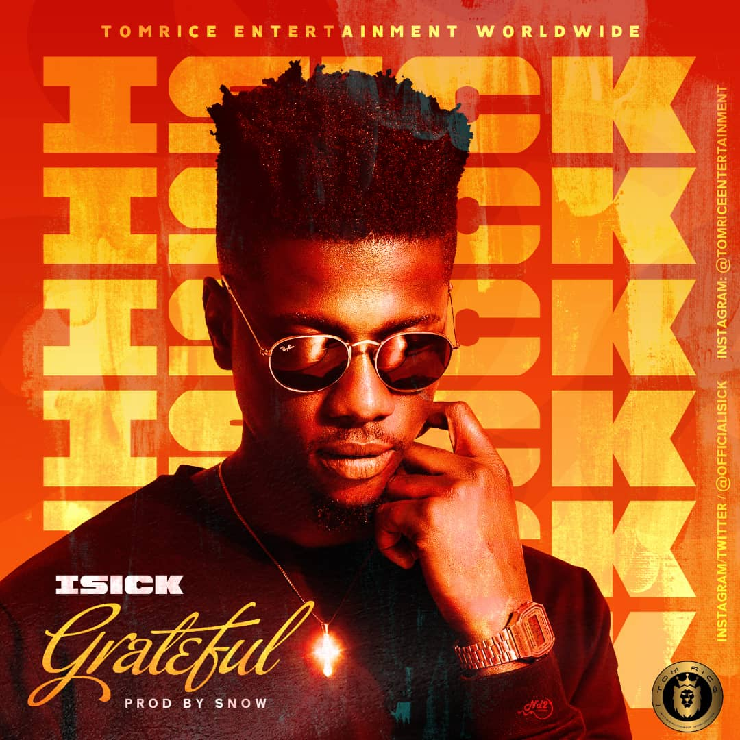 VIDEO+AUDIO: iSick – Grateful