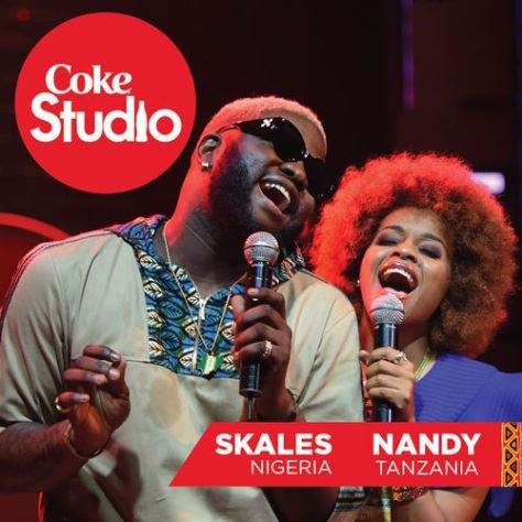 Skales & Nandy – Baby Me